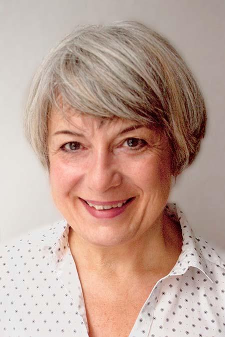 Gabi Tischinger - Leitende Helferin